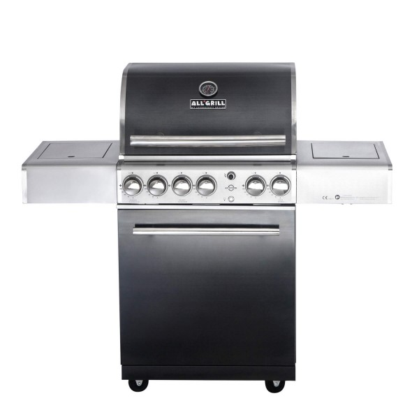 ALL'GRILL TOP-LINE - ALL'GRILL CHEF M mit Air System - Black Edition