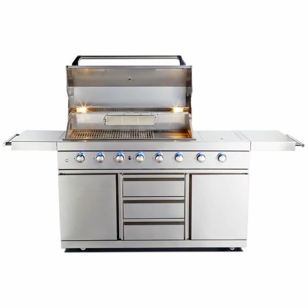 ALL'GRILL TOP-LINE -  ULTRA Edelstahl Deluxe 304