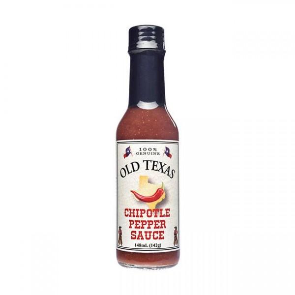 Old Texas  Chipotle Pepper Sauce 148ml würzig und vielseitig einsetzbar