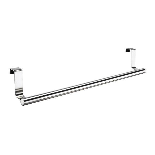 Tür Handtuchhalter - Edelstahl - 40 x 8,5 x 7cm