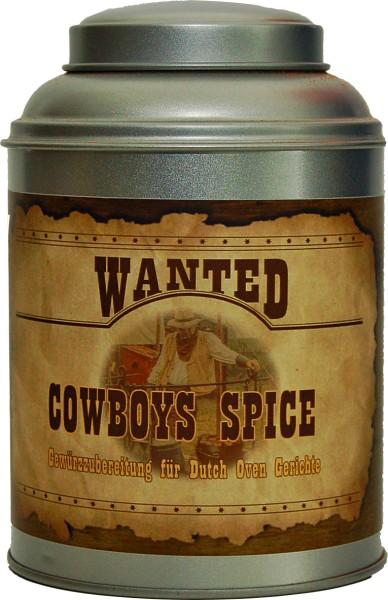 Royal Spice Cowboy Spice, Rub 300g Dose