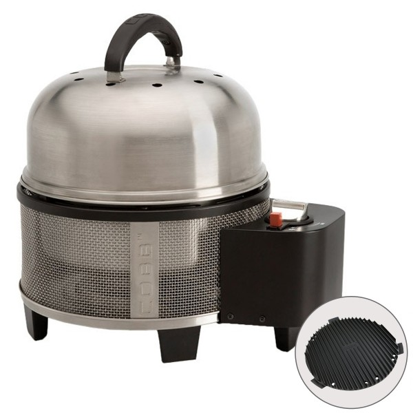 "COBB ""PREMIER GAS"" Grill CO-700-1 - mobiler Gasgrill - mit CO-418 Grillplatte"