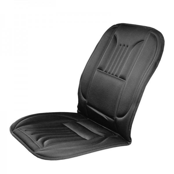 Heizbare Sitzauflage 12V DeLuxe - 2 Stufen Sitzheizung
