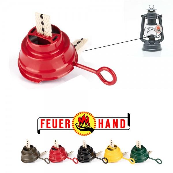 Farbiger Brenner (rot) für Feuerhand 276 Sturmlaterne (auch für FH 275)