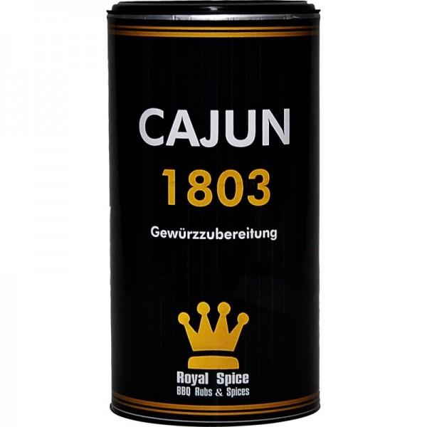 Royal Spice Cajun 1803 270g Dose