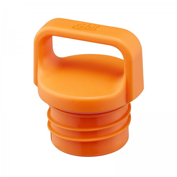 ESBIT SCULPTOR Verschluß für vakuum isolierte Trinkflaschen, Orange