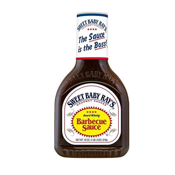 Sweet Baby Ray's - Honey Chipotle - BBQ Sauce - 510g