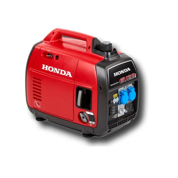 HONDA Stromerzeuger EU 22i - 2200 max/1800W Dauer - leicht, kompakt, ultraleise