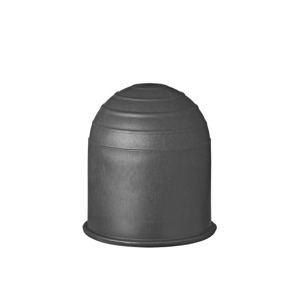 Abdeckkappe Anhängerkupplung - Kunststoff - schwarz