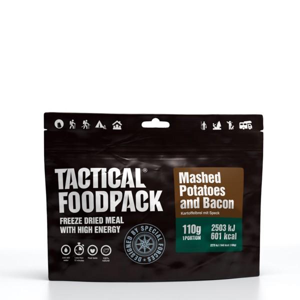 Tactical Foodpack - Kartoffelbrei mit Speck - 110g