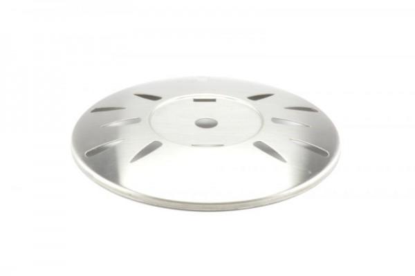 CADAC Ersatzteil - EAZI / CARRI CHEF (08-10) - RVS Platte für Deckel - SPEC008