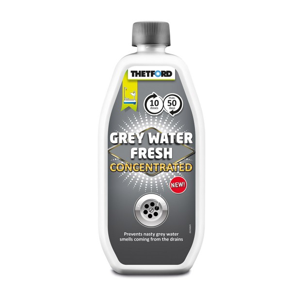 THETFORD Grey Water Fresh Konzentrat - 780ml - Geruchskiller für Abwassertanks