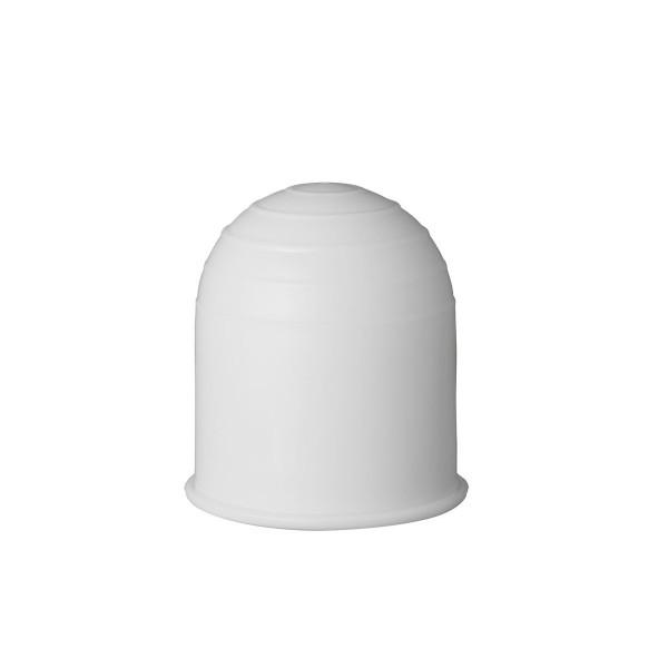 Abdeckkappe Anhängerkupplung - Kunststoff - weiss