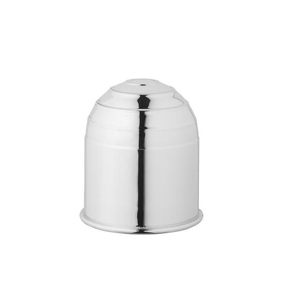 Abdeckkappe Anhängerkupplung - Kunststoff - chrom