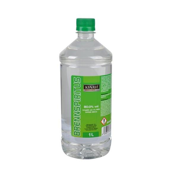 Brennspiritus 1 Liter - 80%