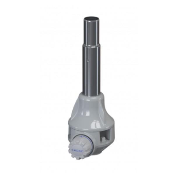 CADAC Ersatzteil - GRILLO CHEF 40 | Gehäuse und Gashahn 30mbar - 740-SP011-V2