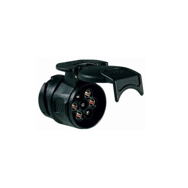 Anhänger Adapter 7-polig auf 13-polig - Kurzadapter SD7 > S13