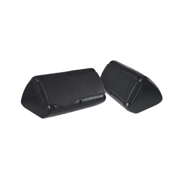Auto-Lautsprecher PAAR - 3-wege - 15W - 70-18000 Hz - 4OHm - 190x108x92mm - je 500g