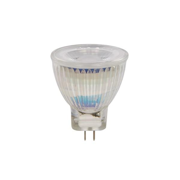 LED Leuchtmittel MR11 Reflektor Spot 36° - G4 - 12V - 3W - 250lm - 3000K